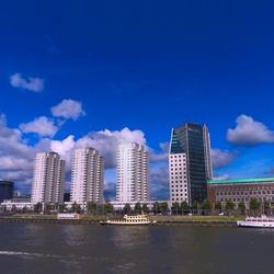 De Boompjes in Rotterdam