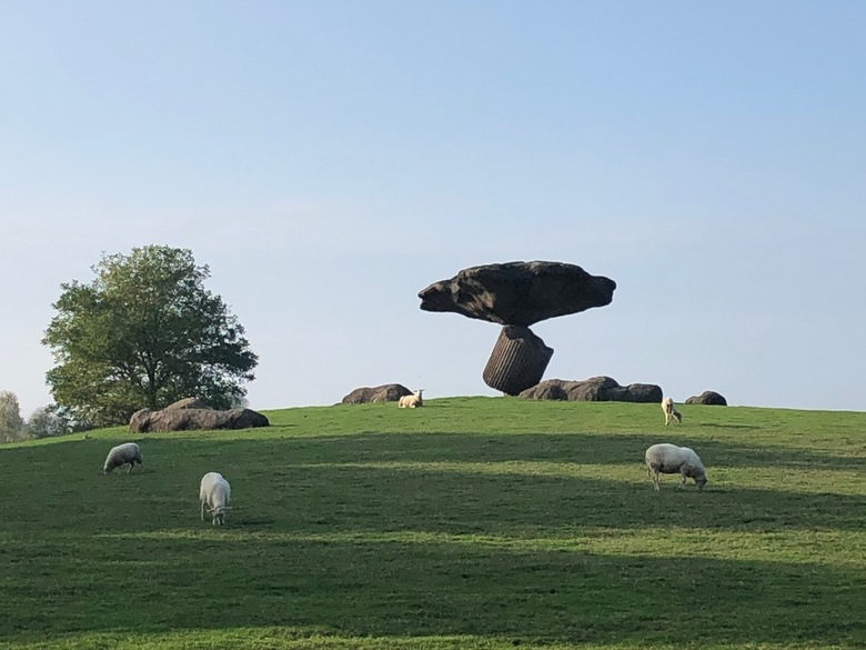 moderne stenebouwers -