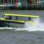 Watertaxi op de Nieuwe Maas Rotterdam 3D