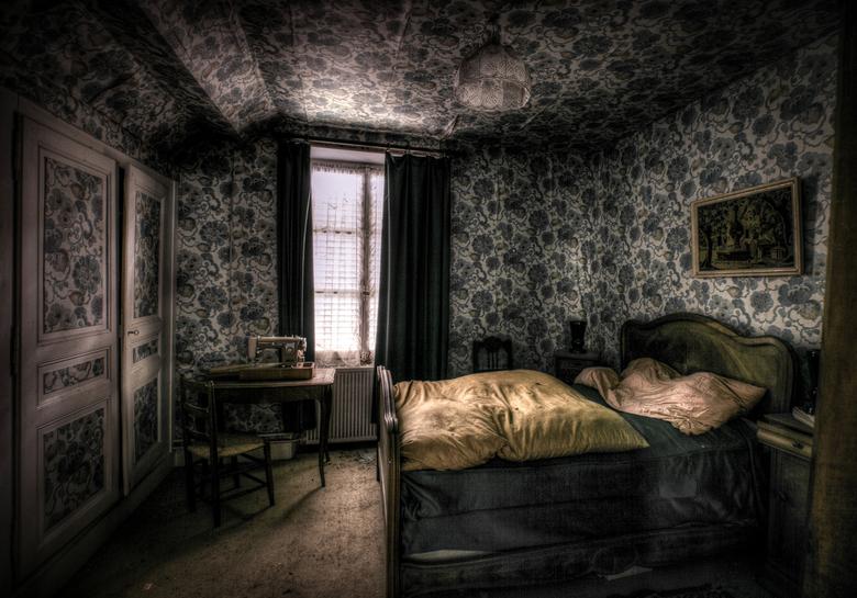 The Darkest Room -