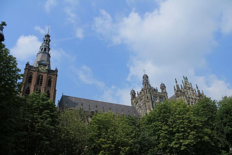Saint Jan - De Sint Jan-kerk in Den Bosch