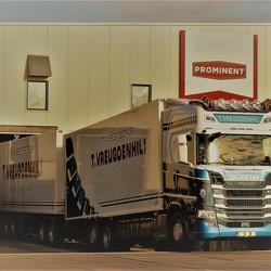 P1130278 Truck Time  Scania  LZV 25 ,25 meter  Bij Prominent de Lier 15 okt 2020