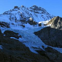 Jungfrau in de ochtend