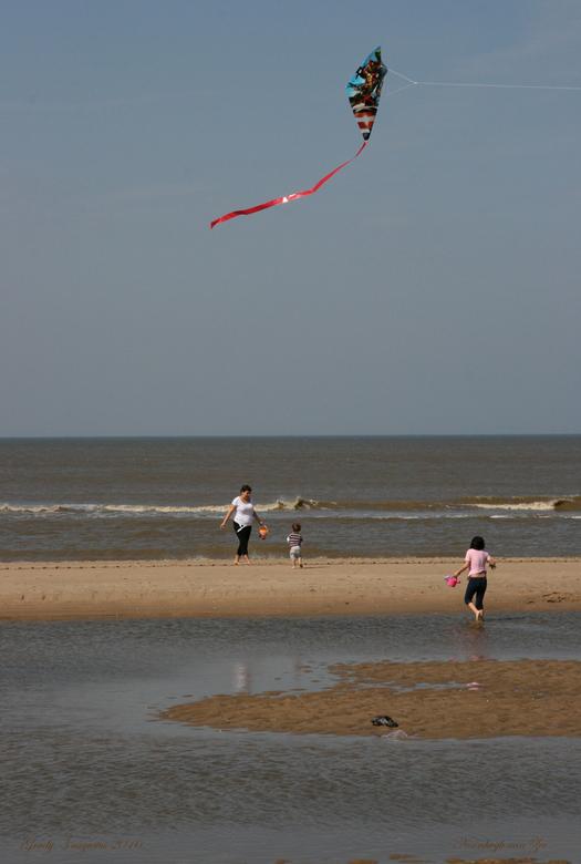 Noordwijk aan Zee vlieger - tot later. Groetjes Grady