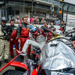 Time to race, Oliver Jarvis, Audi Sport Team Joest, 6 Hrs of Nürburgring