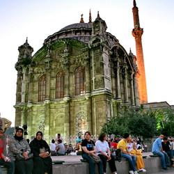 Ortakoy Moskee