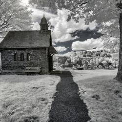 Kerkje in Monschau