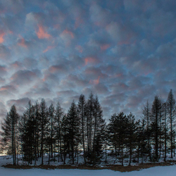 Seefeld sunset
