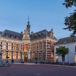 Academiegebouw - Utrecht