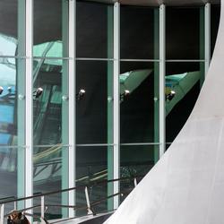 Kunstwerk centraal station Arnhem