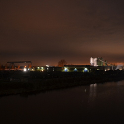 Industrie by night