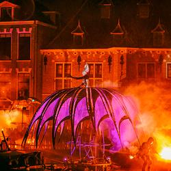 Maassluis On Fire