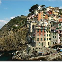 Chinque terre Italy