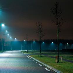 Lonely Streetlights