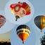 Luchtballon collage