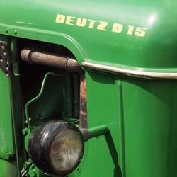 Detail Deutz D15 1960