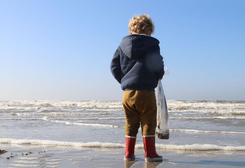 starend aan de rand van Nederland -