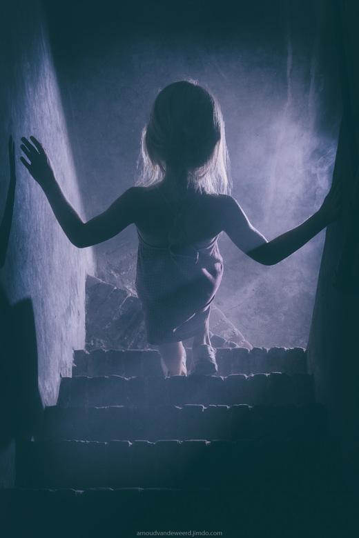 The Cellar - Mijn oma had vroeger een kelder onder haar huis en als kind vond ik dat reuze spannend. Toen wij afgelopen weken onze vakantie doorbracht
