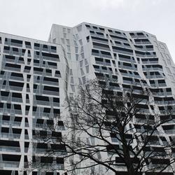 gebouw rotterdam