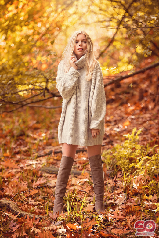 Autumnshoot with Laura