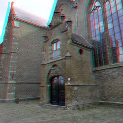 Grote Kerk Vianen 3D