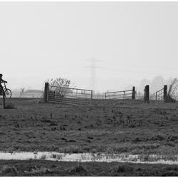 De fietstocht ...