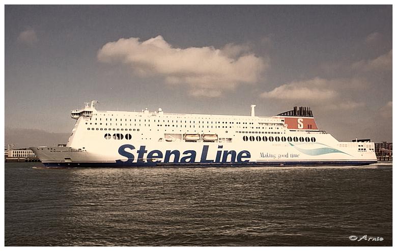 Stena Line - ...............