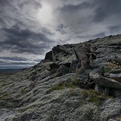 Iceland - natural shape