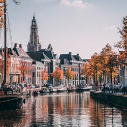 Groningen Herfst