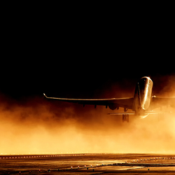 Thunderstorm Take-off