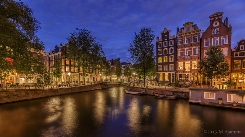 Herengracht by Night - Amsterdam - Herengracht by Night