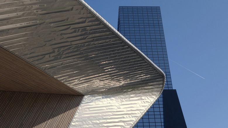 2 kapsalon - centraal station Rotterdam