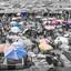 Kumasi Ghana markt
