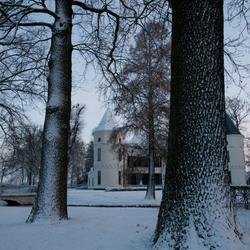 Fairytale winter wonderland
