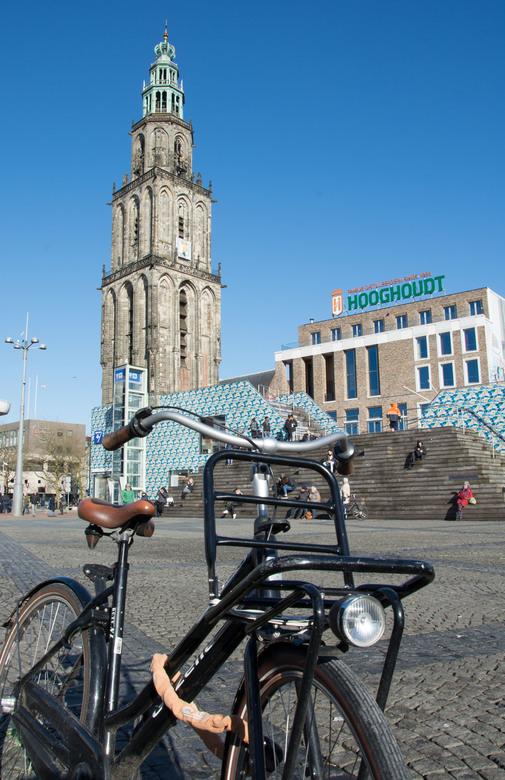 Een dagje stad Groningen. -