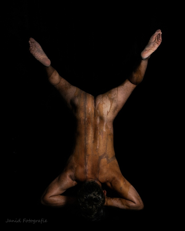 up side down - Model: Eljarro