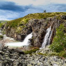 Storulfossen, Noorwegen