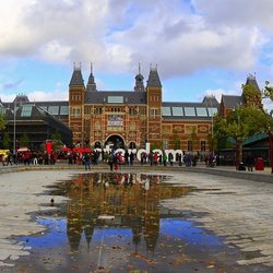 Amsterdam Panorama 3