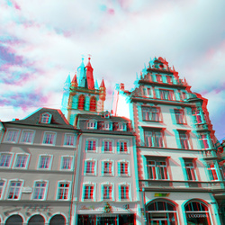 Trier Germany 3D