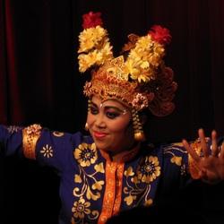 Balinese danseres