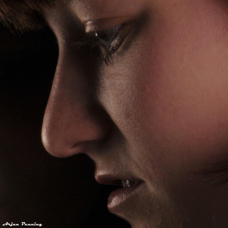 Fotoshoot Marloes - Mijn eerste keer spelen in een studio.