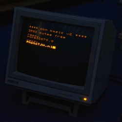De Philips BM7522/00G monitor.