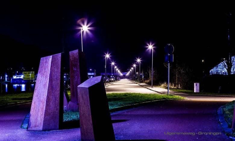 Ulgersmaweg - Groningen by Night