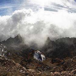 Pico de la Cruz, La Palma