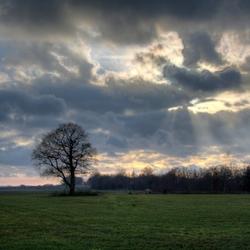 1e HDR Wolken