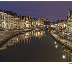 Gent by night