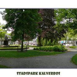 Stadspark Kalverbos.