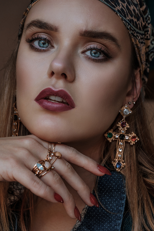 Bohemian beauty - Model: Britta Reinink<br /> Mua: Hafsa Ha<br /> Fotografie: Daniëlle Peeters - Peeters Creative Arts