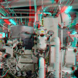 machine-kamer Svanen HLV 3D
