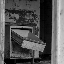 De verlaten kamer